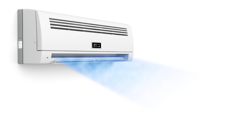 Air-conditioner-blowing-cold-aiir
